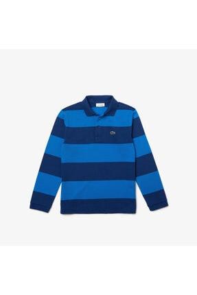 پولو شرت بچه گانه دخترانه با قیمت برند لاگوست رنگ لاجوردی کد ty79977645