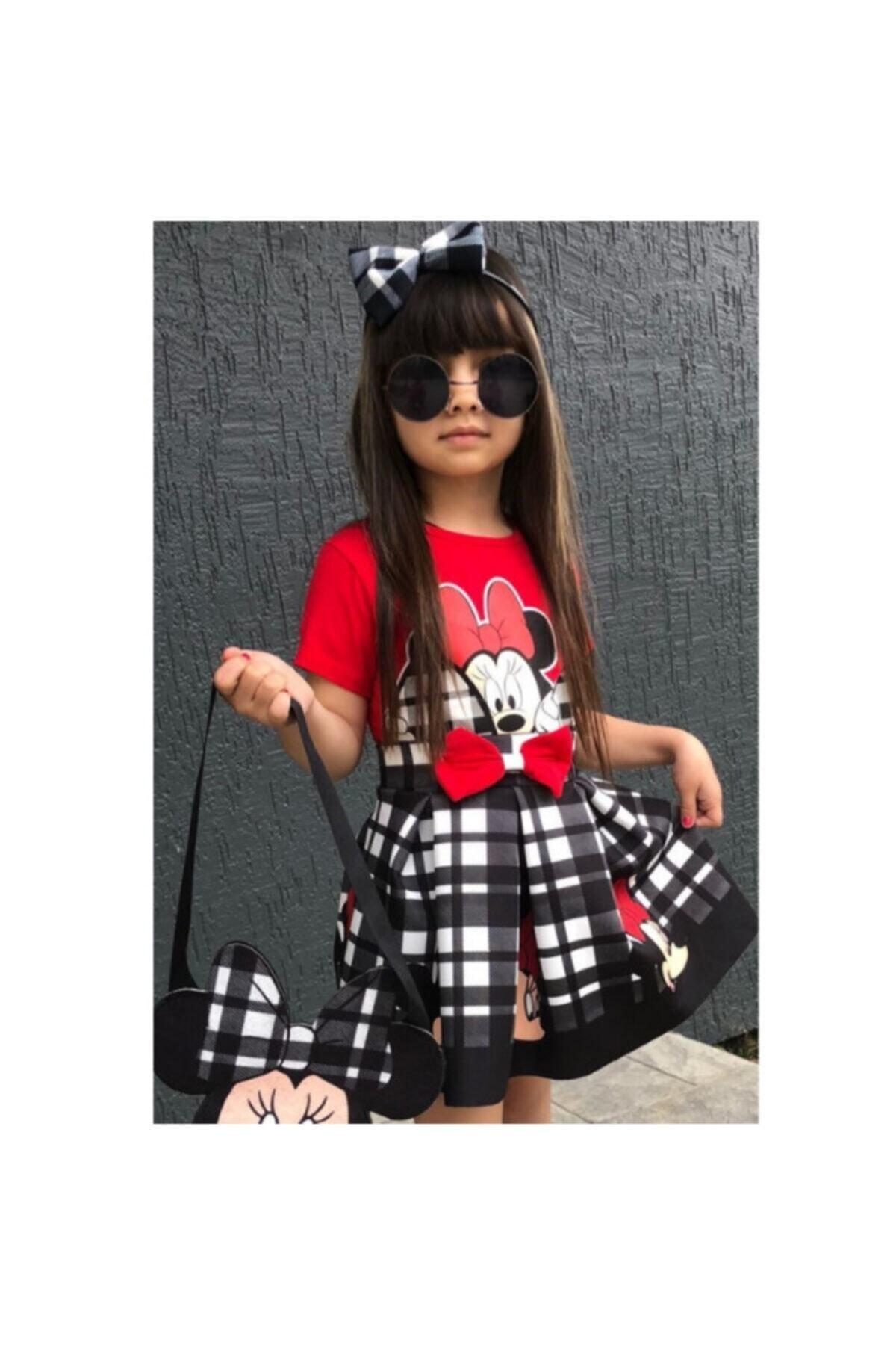 فروش ست لباس جدید برند Canti Çocuk رنگ قرمز ty90494208