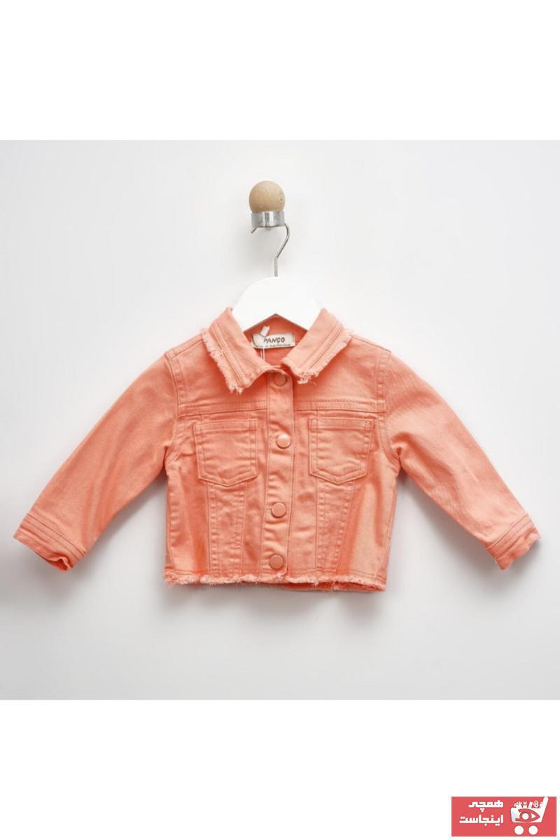 فروش ژاکت دخترانه جدید برند Panço رنگ قرمز ty91218865