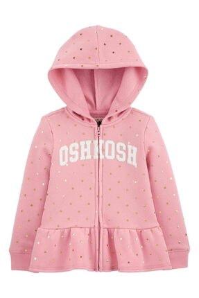 ژاکت دخترانه سال ۹۹ برند Oshkosh B'Gosh رنگ صورتی ty92571093