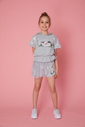 شورتک خاص دخترانه برند Little Star رنگ نقره ای کد ty101771147