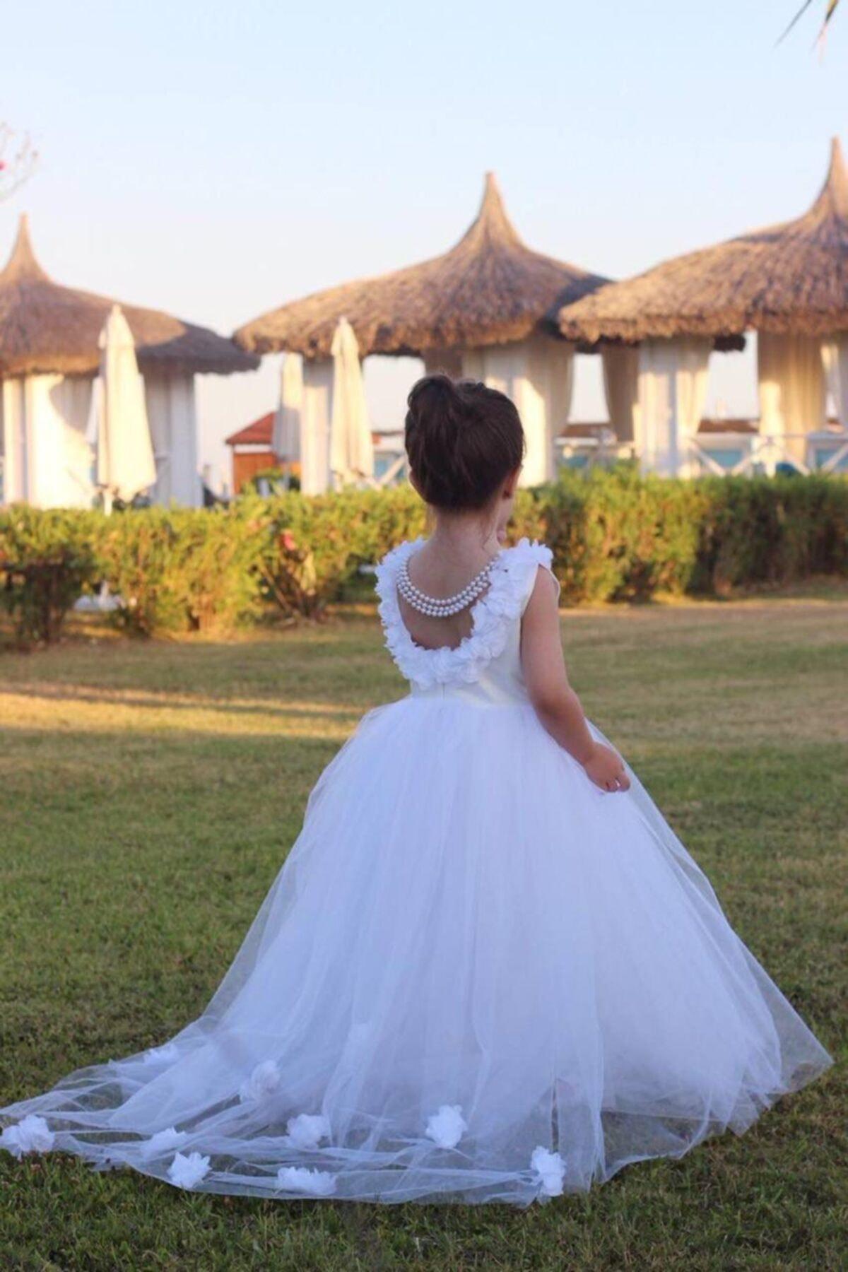 لباس مجلسی دخترانه مجلسی برند eliz kids کد ty121777107