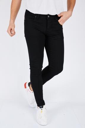 خرید شلوار جین مردانه ست برند XLack رنگ مشکی کد ty100110044