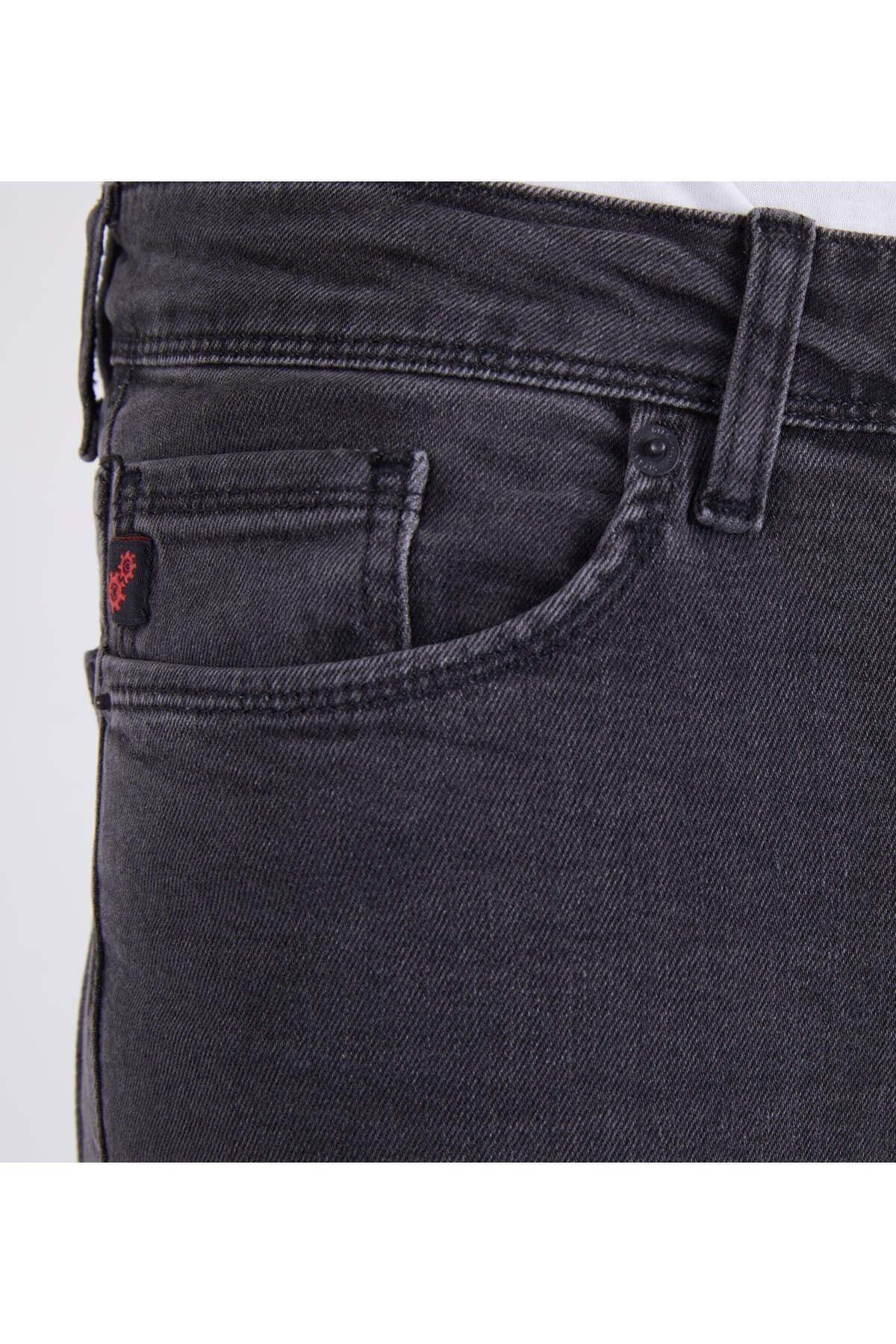 خرید اینترنتی شلوار جین خاص برند XLack رنگ نقره ای کد ty100111971