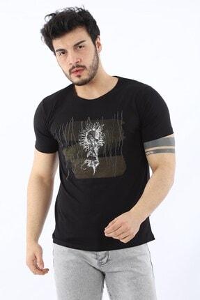تیشرت مردانه فروش برند Arlin رنگ مشکی کد ty100230885