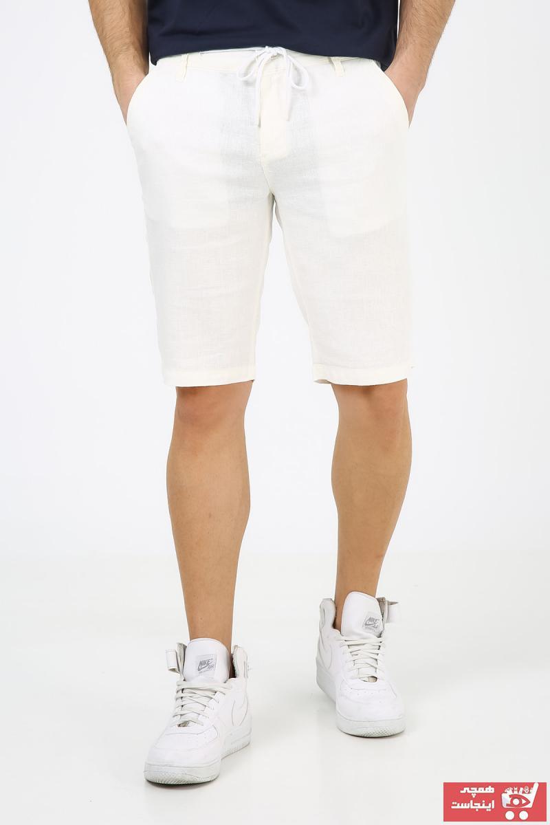 فروشگاه شلوارک مردانه برند muzzo jeans کد ty104584434