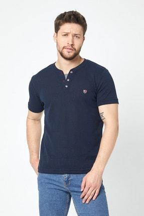 تی شرت مردانه برند METALIC رنگ لاجوردی کد ty104651950