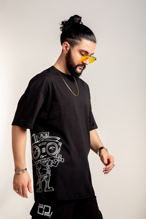 فروش اینترنتی تی شرت مردانه با قیمت برند JACKS MAN رنگ مشکی کد ty111319474