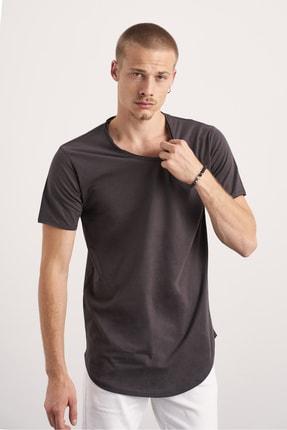 تی شرت مردانه برند Tarz Cool رنگ نقره ای کد ty112467415