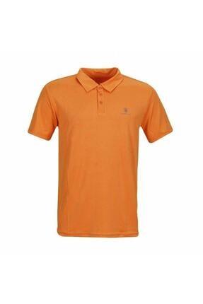 پولوشرت مردانه کوتاه برند lumberjack رنگ نارنجی کد ty113392091