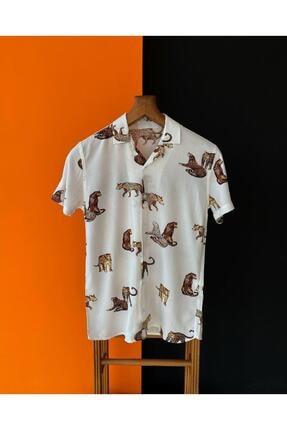 خرید اینترنتی پیراهن خاص مردانه برند NO1 KONSEPT کد ty113856940