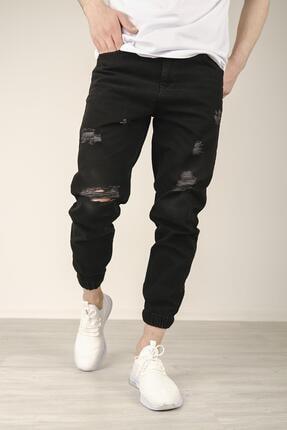 خرید انلاین شلوار جین زیبا مردانه برند Oksit رنگ مشکی کد ty113971585