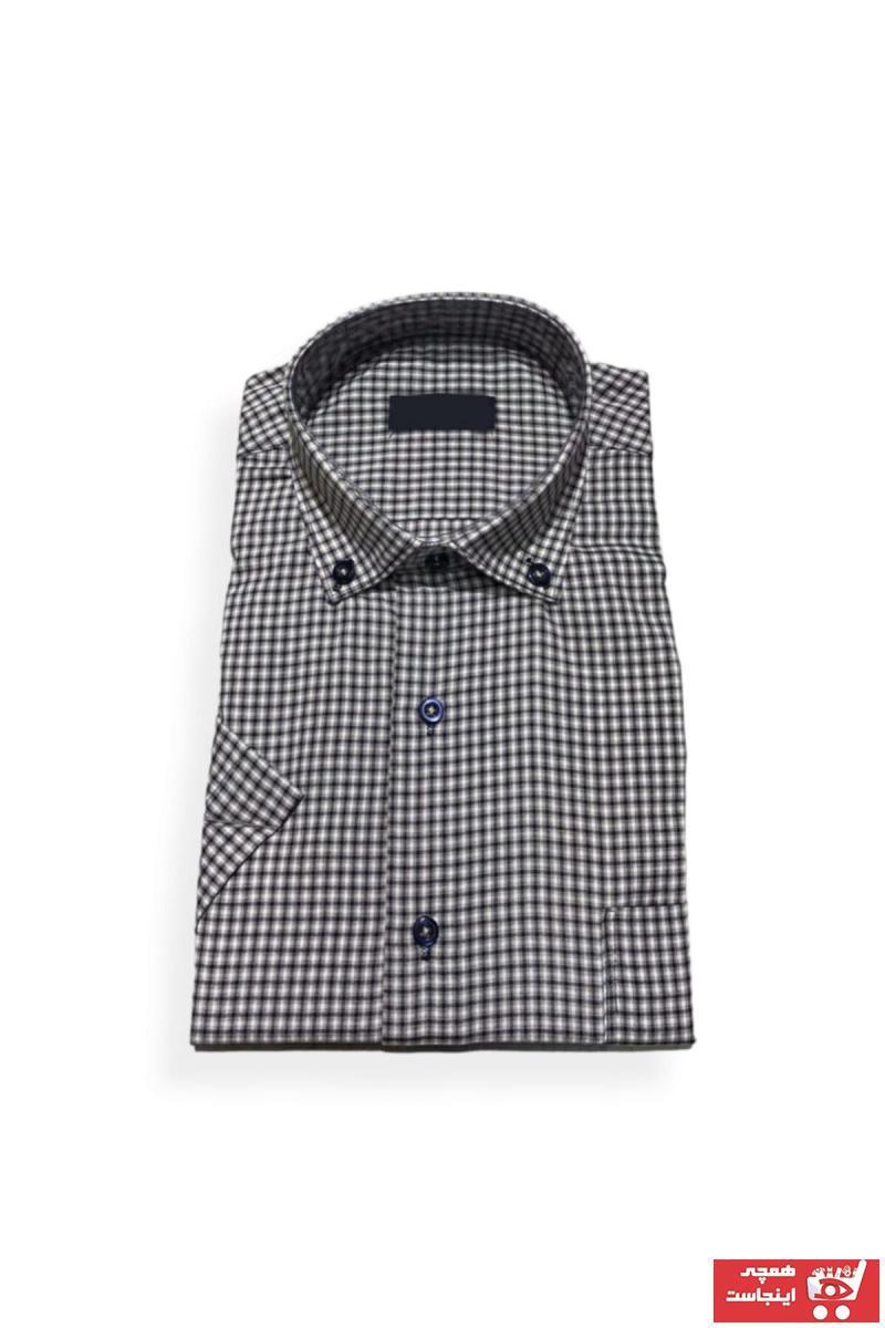 پیراهن کلاسیک بلند برند NACAR STORE رنگ نقره ای کد ty117438944