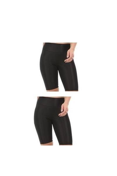 سفارش انلاین شلوارک ورزشی ساده ALBİMoDa رنگ مشکی کد ty117677117