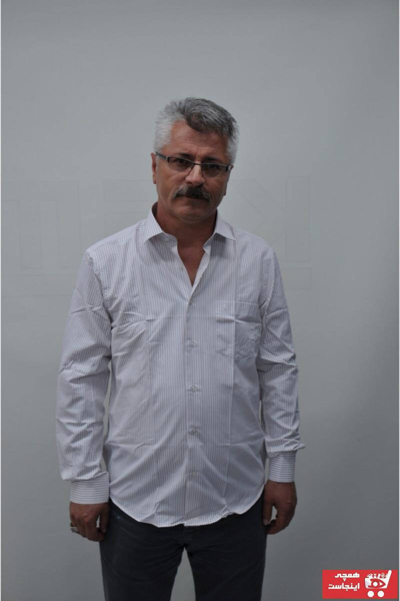 پیراهن کلاسیک مردانه سال 1400 برند SEMENTİ کد ty117932980