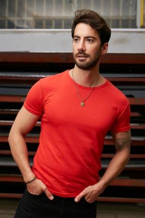 خرید نقدی تی شرت مردانه ترک برند Sateen Men رنگ زرد ty118077171