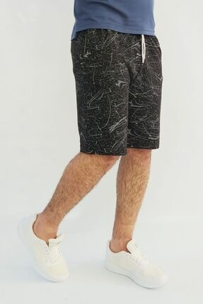 شلوارک پاییزی مردانه برند Depovip رنگ مشکی کد ty118786619