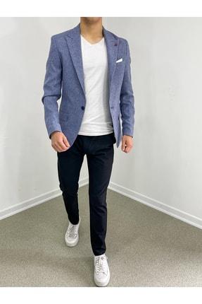 کت تک مردانه برند twenplus رنگ آبی کد ty119922683