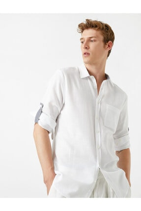 خرید پیراهن غیرحضوری برند کوتون کد ty120127851