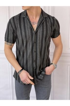 خرید پستی پیراهن کلاسیک زیبا برند İnan Store رنگ مشکی کد ty120141170