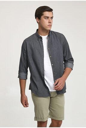 پیراهن مردانه  برند DS Damat رنگ نقره ای کد ty120174683