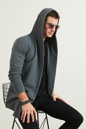 خرید انلاین ژاکت بافتی طرح دار برند Buratti نوک مدادی ty133595030