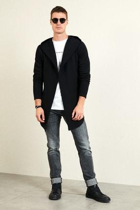 خرید ارزان ژاکت بافتی مردانه پیاده روی برند Buratti رنگ مشکی کد ty133792241