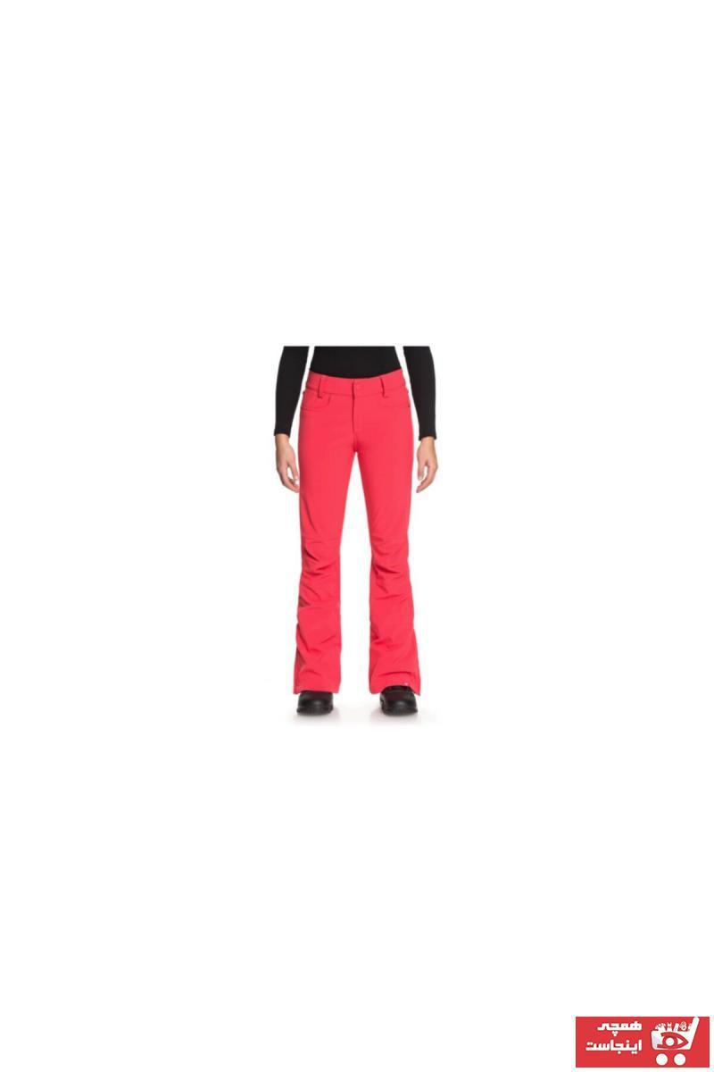 فروش شلوار ورزشی مردانه ترک ارزان برند Roxy رنگ قرمز ty31559945