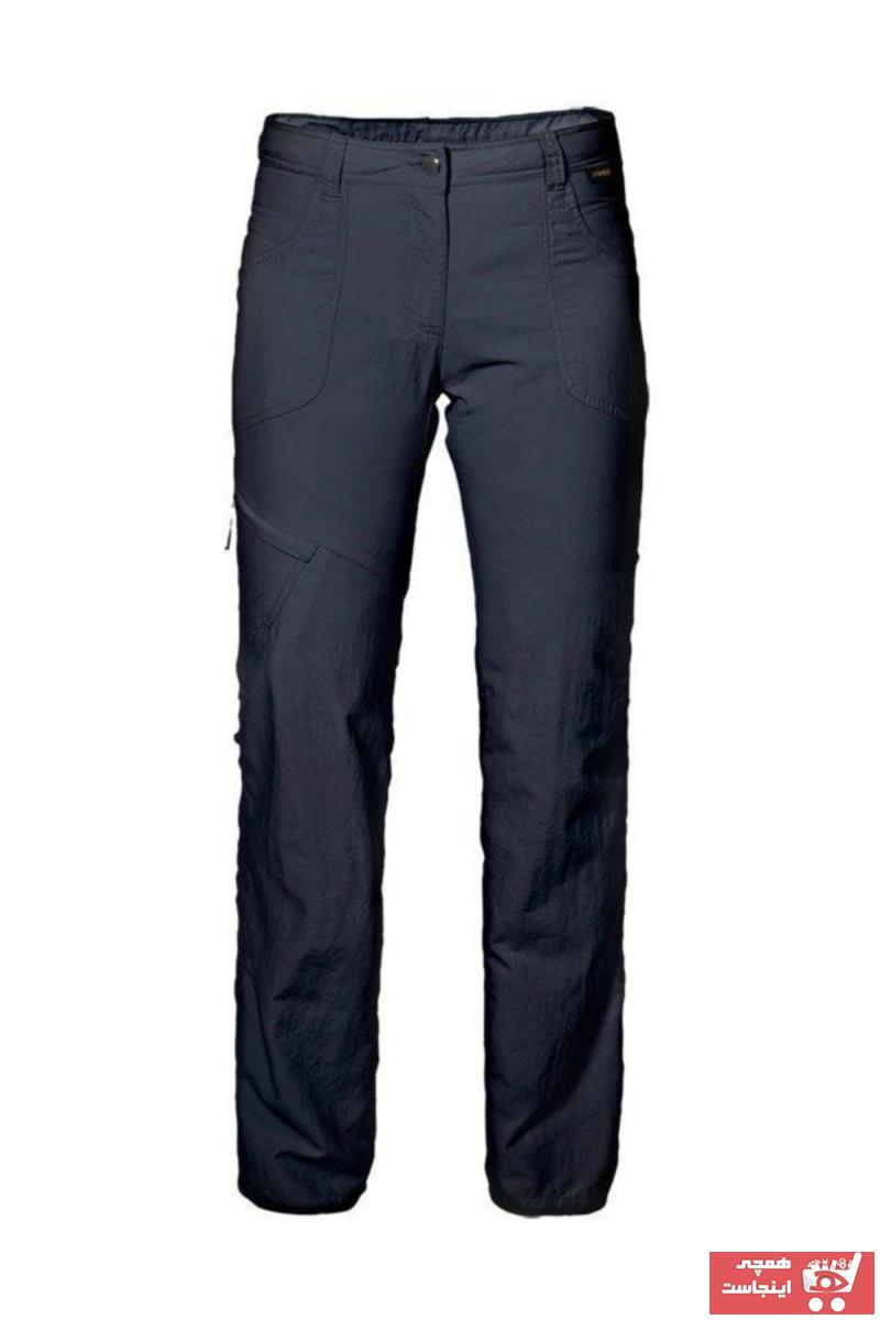 خرید نقدی شلوار ورزشی مردانه ترک  برند Jack Wolfskin رنگ لاجوردی کد ty32030193