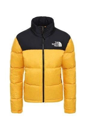 سفارش پستی کاپشن ورزشی مردانه برند The North Face رنگ زرد ty32177614