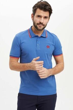 خرید ارزان تیشرت فانتزی مردانه مارک دفاکتو رنگ آبی کد ty35624778
