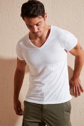 تی شرت زمستانی مردانه برند Buratti کد ty35718475