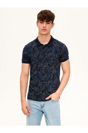 تی شرت مردانه برند ال سی وایکیکی ترک رنگ لاجوردی کد ty36962810