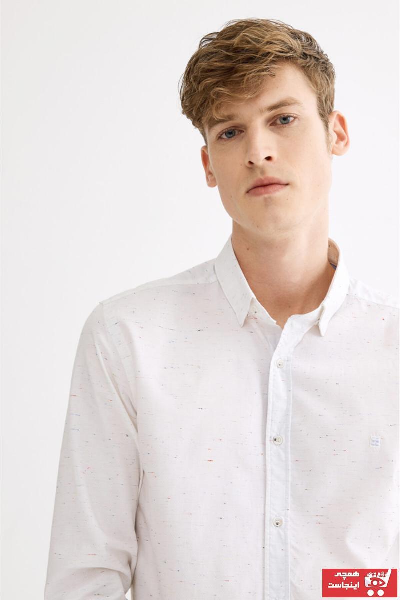 خرید اینترنتی پیراهن مردانه برند آوا کد ty37111120