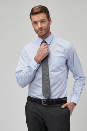 پیراهن مردانه اینترنتی برند آلتین ییلدیز رنگ آبی کد ty37206343