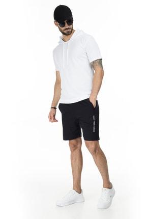 خرید پستی شلوارک مردانه پارچه  برند Buratti رنگ مشکی کد ty40072245