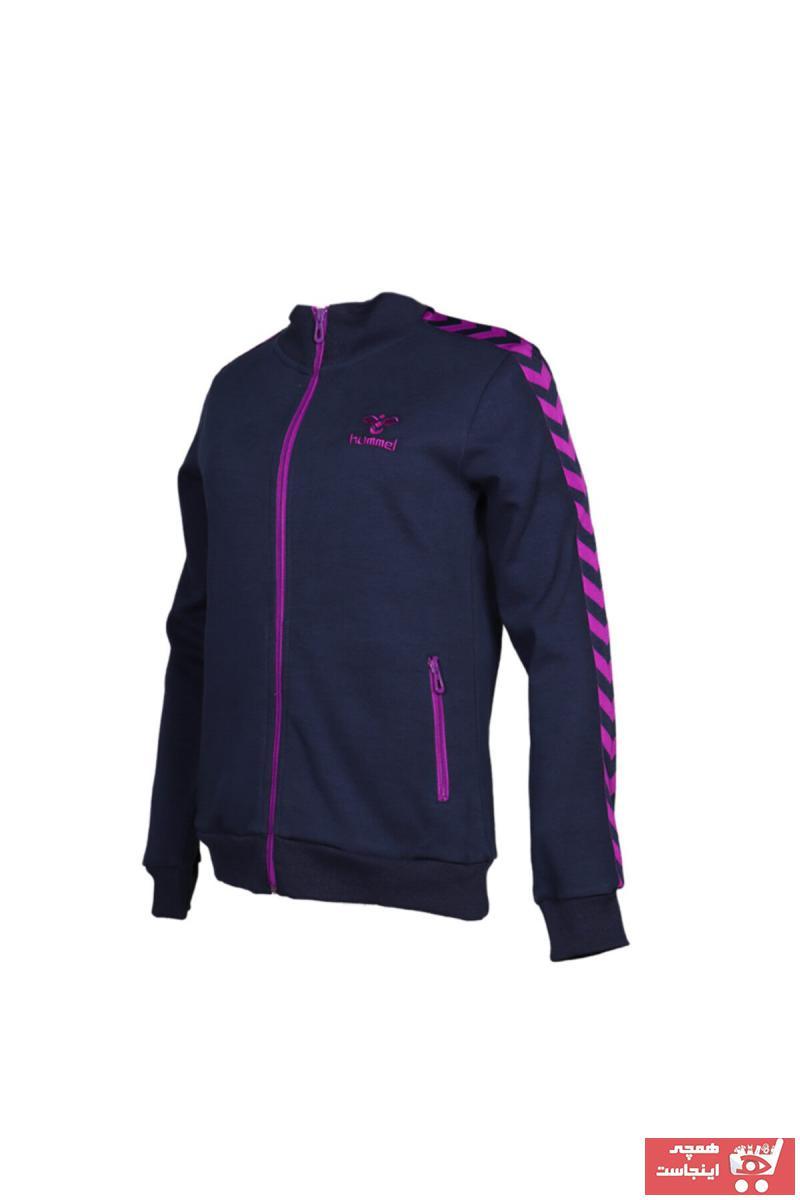 فروش گرمکن ورزشی مردانه شیک و جدید برند هومل رنگ لاجوردی کد ty40734198