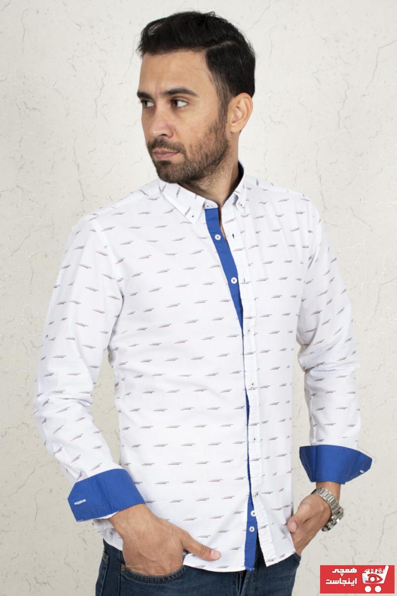 خرید نقدی پیراهن پاییزی مردانه برند دیپسی کد ty44817190