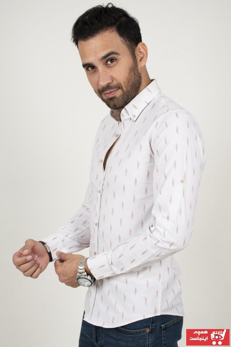پیراهن 2021 مردانه برند DeepSEA کد ty44817273