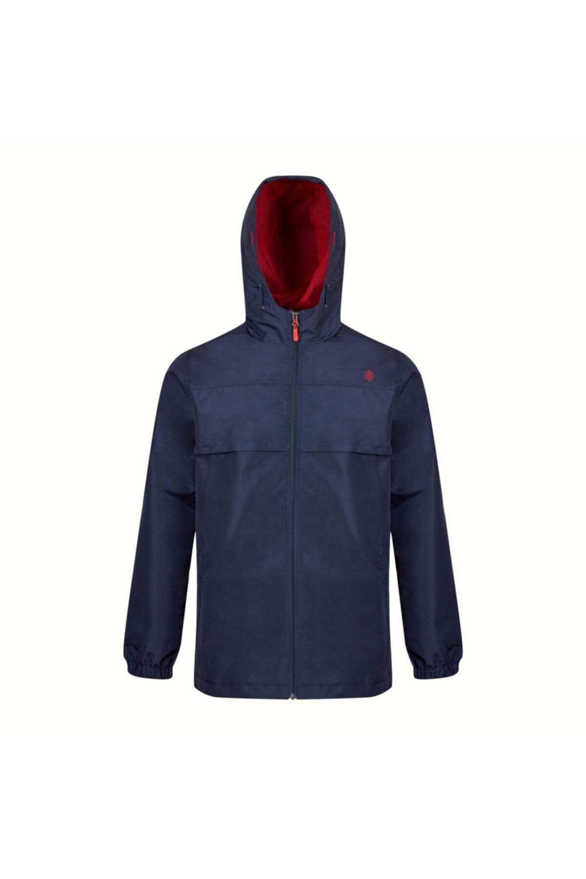فروش پستی بارانی مردانه اصل جدید برند RAINSNOW رنگ لاجوردی کد ty45993789