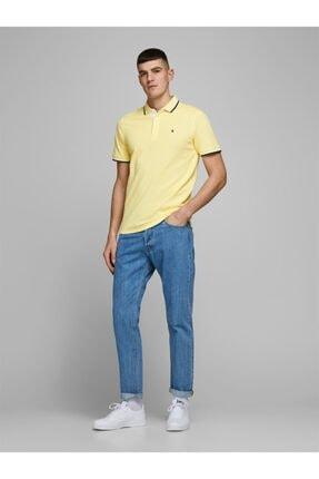 خرید نقدی پولوشرت مردانه فروشگاه اینترنتی برند جک اند جونز رنگ زرد ty47752605