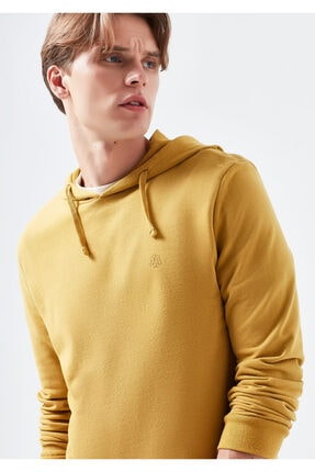 خرید مدل سویشرت مردانه برند ماوی رنگ زرد ty48492982