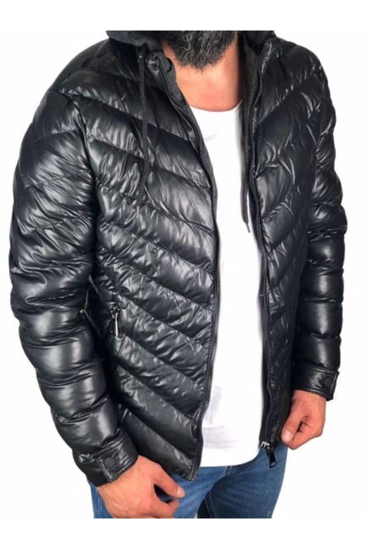 مدل کاپشن مردانه برند NorthStyle رنگ مشکی کد ty50599549