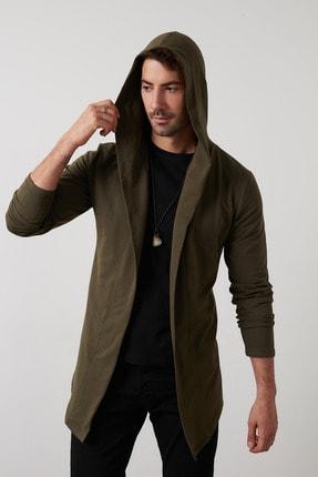 ژاکت بافتی 2021 مدل جدید برند Buratti رنگ خاکی کد ty51499604