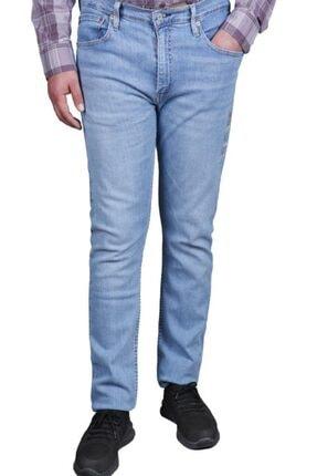 شلوار جین مردانه ساده برند لیوایز رنگ آبی کد ty63047371