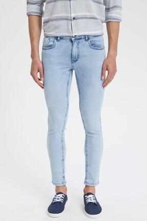 خرید اینترنتی شلوار جین خاص مارک دفاکتو رنگ آبی کد ty6585963