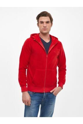 خرید انلاین ژاکت بافتی جدید مردانه شیک برند Ltb رنگ قرمز ty7131564
