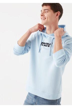 سویشرت زمستانی مردانه برند ماوی رنگ آبی کد ty81839503