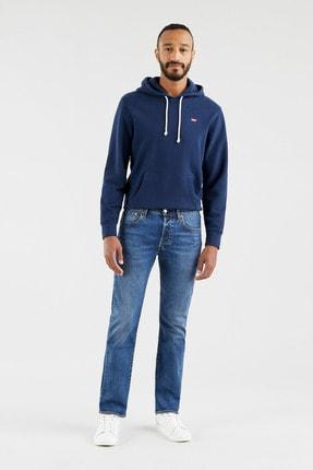 فروش شلوار جین مردانه شیک و جدید برند Levis رنگ آبی کد ty82937039