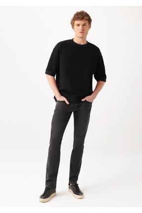شلوار جین مردانه سال ۹۹ برند ماوی رنگ مشکی کد ty84051760
